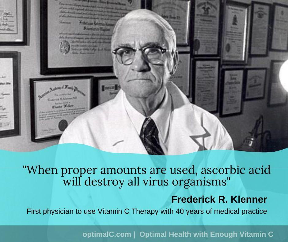 Dr. Frederick Klenner