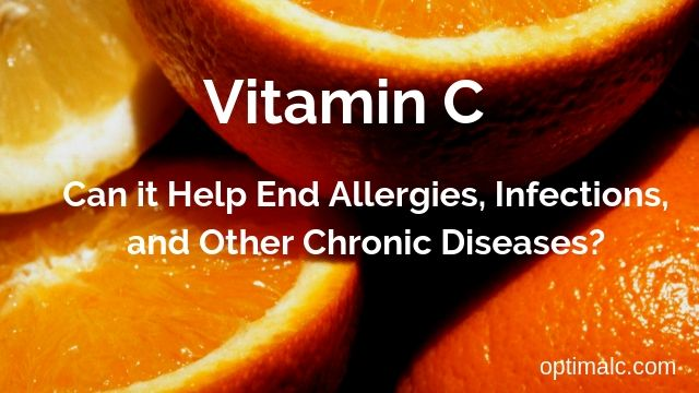 How Much Vitamin C Do You Need To Prevent or Treat a Disease?