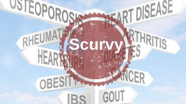 Symptoms of Scurvy