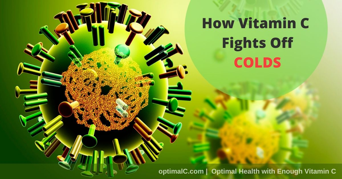 Vitamin C and Colds Protection
